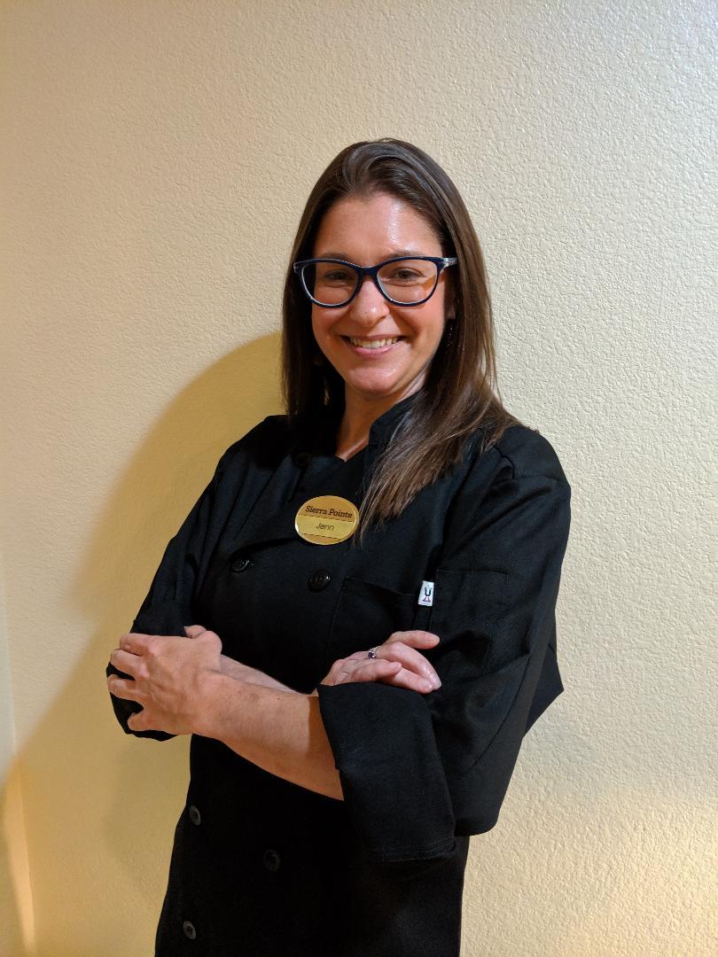 Chef Jenn Tidwell