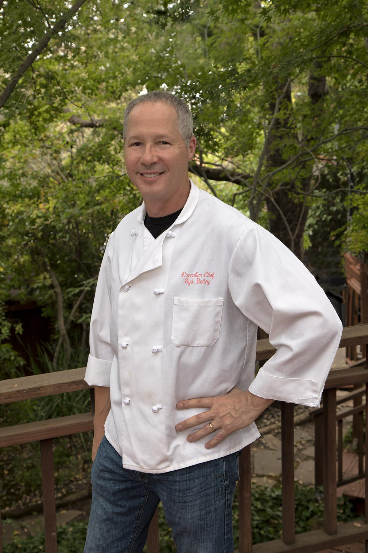 Chef Syd Bailey